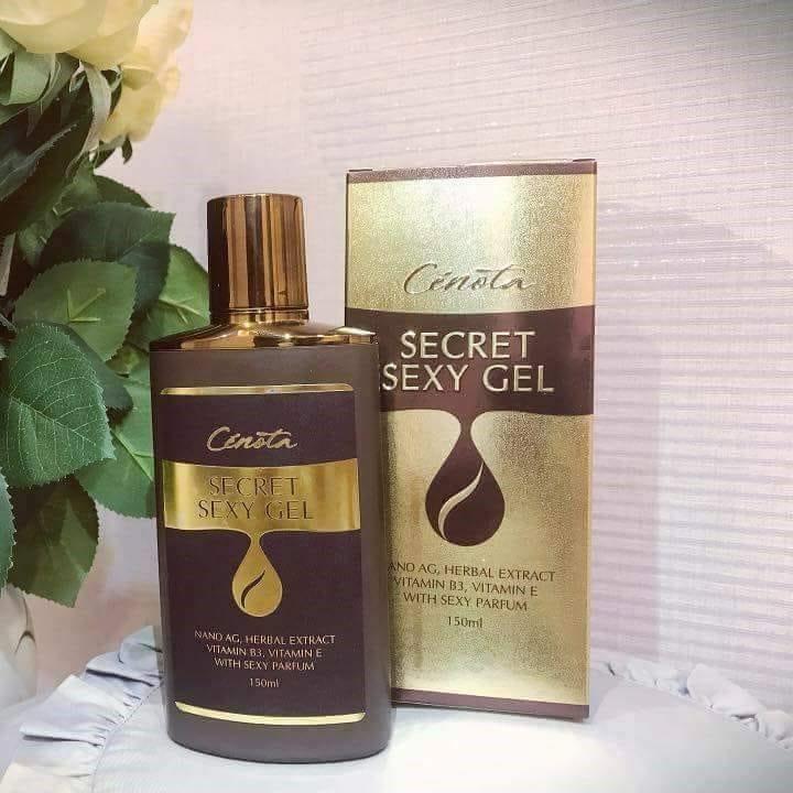 Secret Sexy Gel